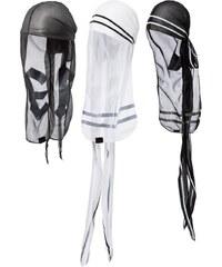 Fenty by Rihanna 3 PACK Foulard cheveux black/white/dark gray