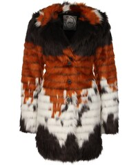 myMo Manteau court tiger