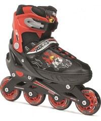 Roces Compy 6.0 Roller Skates Junior Boy, black/red