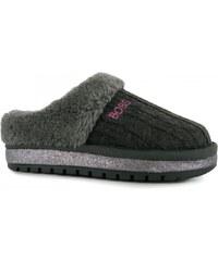 Skechers Keepsake Soft Lined Snug Boots Childrens, charcoal