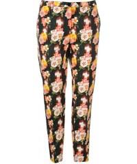 Golddigga Floral Pants Ladies, black - floral