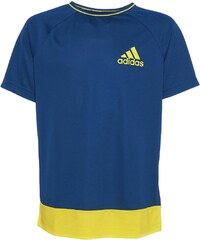 adidas Performance Funktionsshirt tech steel/shock slime