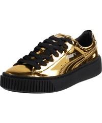 Puma Sneaker in Metallicoptik