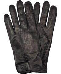 Boss Green Handschuhe aus echtem Leder