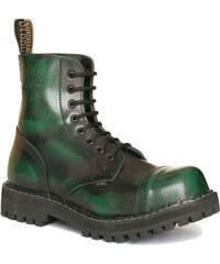 STEEL 8dírkové green, obuv dámská - pánská