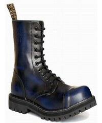 STEEL 10dírkové blue, obuv dámská - pánská