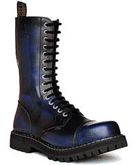 STEEL 15dírkové blue, obuv dámská - pánská