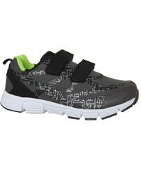 LANSON JUNIOR LEAGUE 119067 black, dětská sportovní obuv, dětská obuv