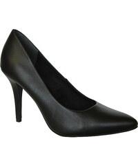 WENDEL MARCO TOZZI 22418-25 black antic, dámské lodičky - dámská obuv