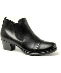 REMONTE D3177-01 black, dámská obuv