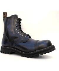 STEEL 8dírkové blue/black, obuv dámská - pánská vel.38
