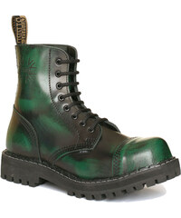 STEEL 8dírkové green, obuv dámská - pánská vel.41