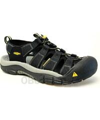 KEEN NEWPORT H2 black 1001907, outdoorové pánské sandály - pánská obuv