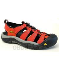 KEEN NEWPORT H2 gargoyle/bossa nova 1014186, outdoorové pánské sandály - pánská obuv