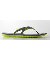 adidas Calo 5 M,S78062 šedo/zelené, pánské žabky - pánská obuv