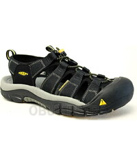 KEEN NEWPORT H2 black 1001907, outdoorové pánské sandály vel.7