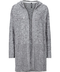 RAINBOW Strickcardigan in grau für Damen von bonprix