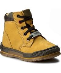 Kotníková obuv BARTEK - 91813-0V8 Žlutá
