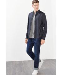 Esprit Tričko, žerzej, potisk, 100% bavlna