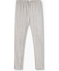 Esprit Leggings en coton stretch et dentelle