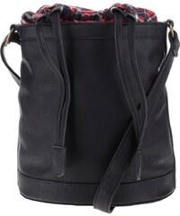 Černá menší kabelka se stahováním Vero Moda Check