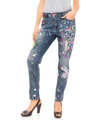 PATRIZIA DINI Damen Boyfriend-Jeans blau 34,36,38,40,42,44,46