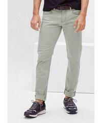 S.OLIVER RED LABEL RED LABEL Close Slim: Jeans mit Gürtel grün 30,31,32,33,34,36,38