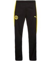 Puma Borussia Dortmund T7 Trainingshose Herren schwarz L - 52/54,M - 48/50,S - 44/46,XL - 56/58,XXL - 60/62