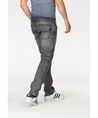 Slim-fit-Jeans Cipo & Baxx grau 29,30,31,32,33,34,36