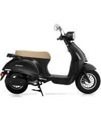 NOVA MOTORS Motorroller 49 ccm 45 km/h Grace schwarz
