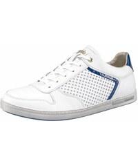 PANTOFOLA D'ORO Pantofola d Oro Sneaker Ebice Perforazione Uomo Low weiß 40,41,42,43,44,45,46,47