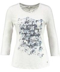 Damen Gerry Weber T-Shirt 3/4 Arm 3/4 Arm Shirt aus Bio-Baumwolle GERRY WEBER weiß 36,38,40,42,44,46,48