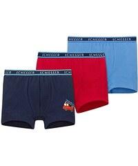 Schiesser Jungen Boxershorts 3pack Hip Shorts, 3er Pack