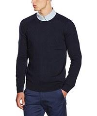Filippa K Herren Langarm Pullover M. Cotton Merino Sweater
