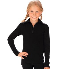 TRIGEMA TRIGEMA Langarm Ski/Sport Shirt schwarz 116,128,140,152