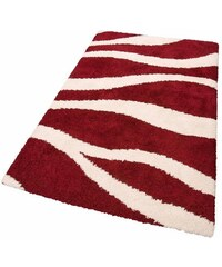HOME AFFAIRE COLLECTION Hochflor-Teppich Collection Ramona Höhe 40 mm gewebt rot 8 (B/L: 280x380 cm)