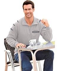 Langarm-Shirt mit Troyerkragen Catamaran grau 44/46,48/50,52/54,56/58,60/62,64