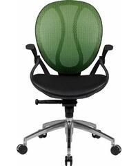 Amstyle Bürostuhl SHAPE 1 Chefsessel SHAPE 2 AMSTYLE grün