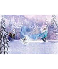 Fototapete Frozen Forest 368/254 cm KOMAR weiß
