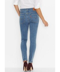 Damen Slim-fit-Jeans 721 LEVI'S® blau 26,27,28,29,30,31,32,33