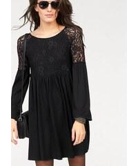 Aniston Damen Jerseykleid schwarz 34,36,38,40,42,44