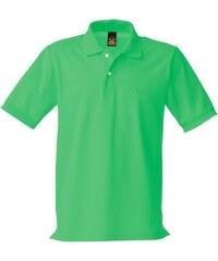 Damen TRIGEMA Polo-Shirt DELUXE Piqué TRIGEMA grün L,M,S,XL,XXL,XXXL