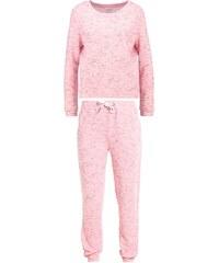 Zalando Essentials Nachtwäsche Set pink melange