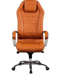 AMSTYLE Amstyle Chefsessel Monterey braun