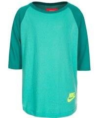 Three-Quarter Trainingsshirt Kinder Nike blau L - 146-156 cm,M - 137-146 cm,S - 128-137 cm,XL - 156-166 cm
