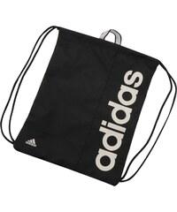 Adidas Linear GymSack, black/pearlgrey