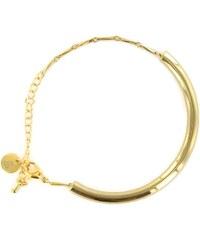 Azucar Bijoux Maxima - Bracelet chaîne, jonc, ajustable - or