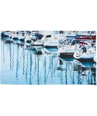 Millscellanees Reflection Harbour - Chèche - imprimé