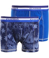 Claesen's 2 PACK Panties cobalt/star navy