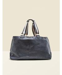 sac avec anses tressées noir Jennyfer